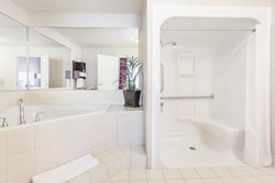 Accessible Jetted Tub Suite, ADA Bathroom