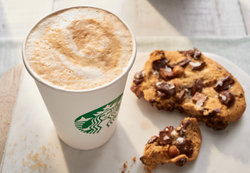 Bistro Signature Starbucks® Latte