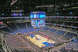 Amway Center Court