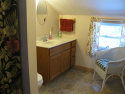 Carmel Loft Bathroom Nw