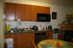 Sun Rise Suite  kitchenette
