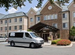 Complimentary Corporate Park Shuttle