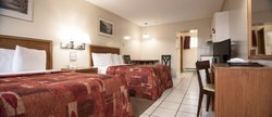 2 double bed / kitchenette