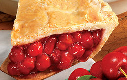 Bakery Fruit Pies Cherry Detail