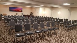 Meeting Room Venue Max Occupancy Theater Style Presentation
