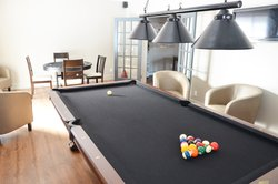 Suite 100- Games Rooms