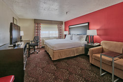 1 King Bed With Sofa Sleeper Albuquerque Airport Hotel