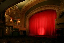 Paramount Theatre Curtain Angle