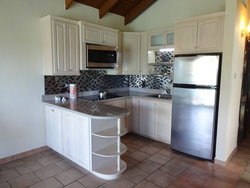 Timothy Beach Resort New Kitchen One Bedroom Suite