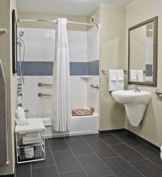 Wheel chair Accessible Bathroom