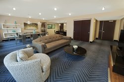 Presidential Suite Living and Dining Area