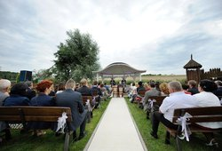 Ślub Plenerowy Hotel Witek|Outdoor wedding ceremony