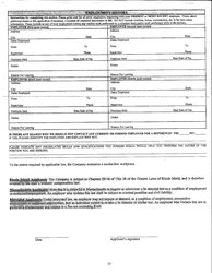 BW Application Page 2