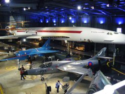 Fleet Air Arm Museum Hall