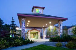 Welcome to Holiday Inn Express Anchorage