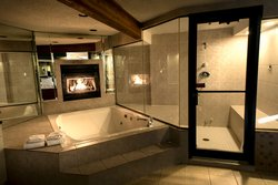 Whirlpool Tub and Steam Shower