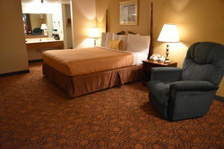 King Hotel Room Branson MO