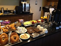 Continental Meeting Breakfast