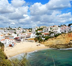 Carvoeiro and Beach