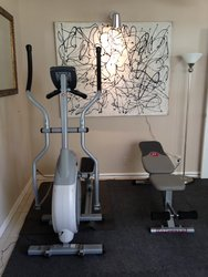 Cheston House Exercise Room