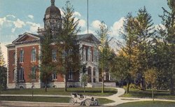 Olmsted County Courthouse, Rochester, Mn
