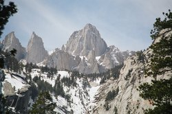 Discovery of Mount Whitney
