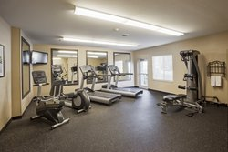 Candlewood Gym.  Actual hotel photo coming soon.