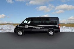 Free airport shuttle