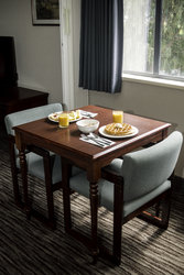 Guest Room table