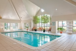 Make a splash at our hotel with indoor pool in Charlotte, North Carolina!
