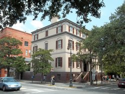 Juliette Gordon Low House In Savannah