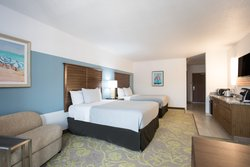 0QN TRYP 2 Queen Bed Non-Smoking Room