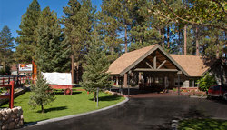 Big Bear Frontier Hotel and Cabin Rentals in Big Bear, California
