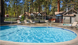 Splash Into Big Bear Frontier's Outdoor Pool