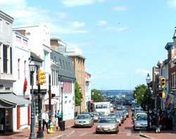 Main Street of Annapolis