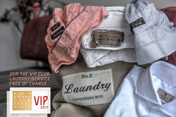 VIP Club - Laundry Service Free Of Charge