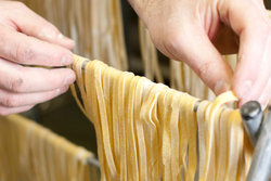 Restaurant Pasta Drying Rack