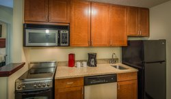 Kitchen in one/two bedroom
