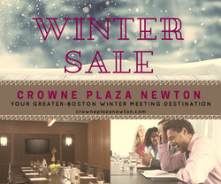 Winter Sale Meetings and Events