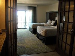 6QN 2Q Suite W Balcony And View - Bedroom