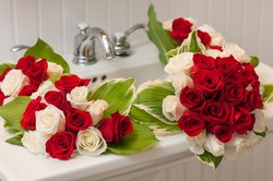 Wedding Roses Sink