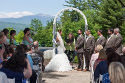 Wedding Garden Ceremony