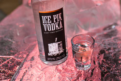 Ice Pik Vodka Crop Ice Bar