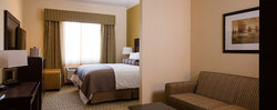 Spacious Suites with a Modern Touch