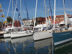 Annual Sailboat Show