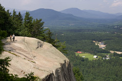 Explore Scenic Cathedral Ledge Climbers