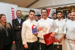 Chef Winner of Risotto Festival 2017
