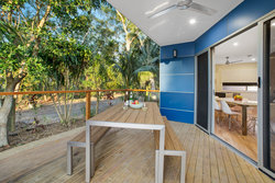 Ngurra Lodge Deck