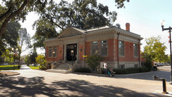 Carnegie Library, Paso Robles