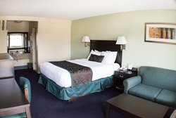 University Inn & Suites Eugene Deluxe Queen Room